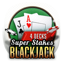 Super Stakes Blackjack card-and-table