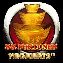 88fortunes Megaways slots