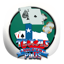 Texas Holdem Plus card-and-table