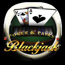 Sidebets Blackjack card-and-table