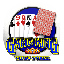 Game King Video Poker card-and-table