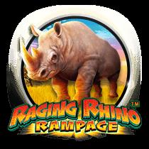 Raging Rhino Rampage slots