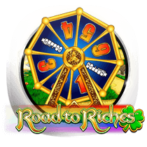 Road to Riches Freespins slots