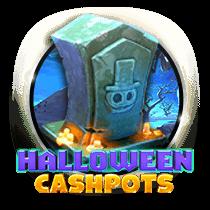 Halloween Cashpots slots