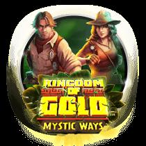 Kingdom of Gold Mystic Ways slots