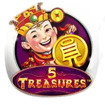 5 Treasures slots
