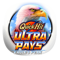 Quick Hit Ultra Pays Eagles Peak slots