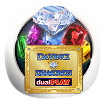 Da Vinci Diamonds Dual Play slots